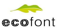 Logo EcoFont
