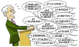 langues syndrome accent étranger