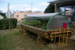 Le potager transportable de Richard Malie