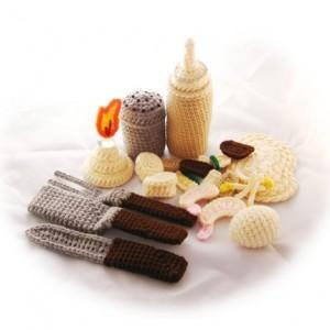 bouffe tricoter