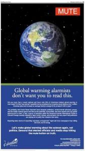 heartland rechauffement climatique faux