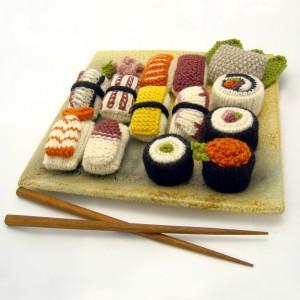 J'adOOOOOOOOOOre les sushis