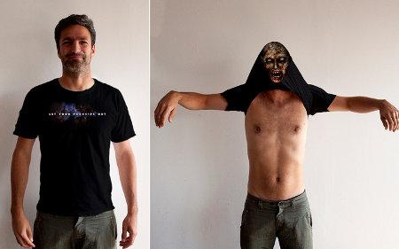 resident-evil t-shirt