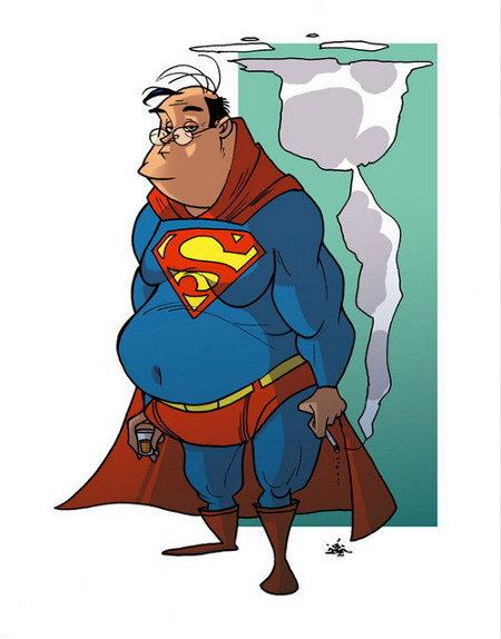 superman en vieu