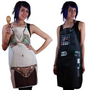 star wars deguisement cuisine