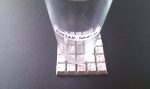 sous-tasse-clavier