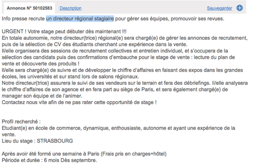 Description rigolote site de rencontre