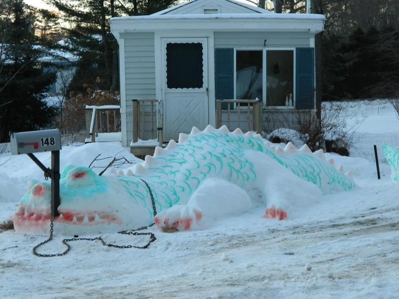 glace-sculpture