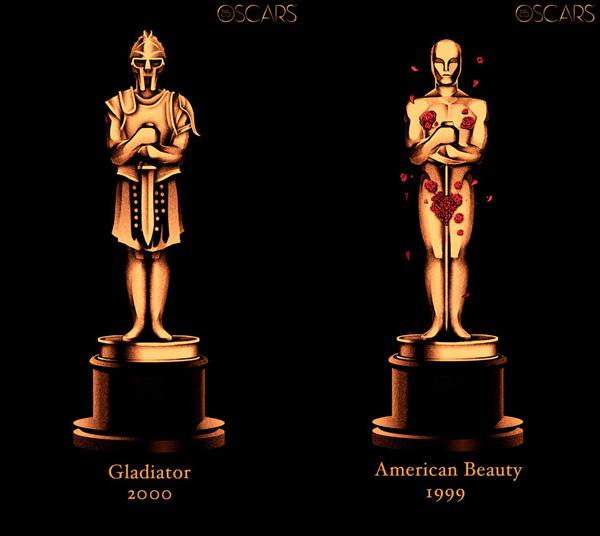 Oscars-gladiator