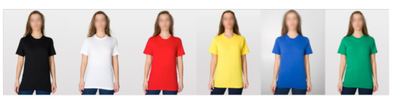Research suggests that the woman wearing red is likely to attrac