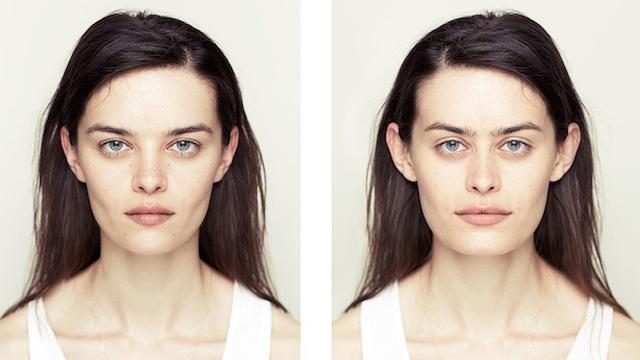 visage-symetrique