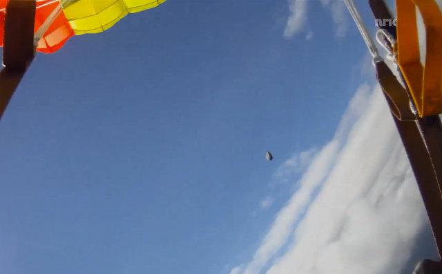 meteorite-parachutiste